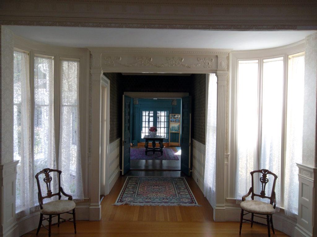 Parlor Hallway Photo