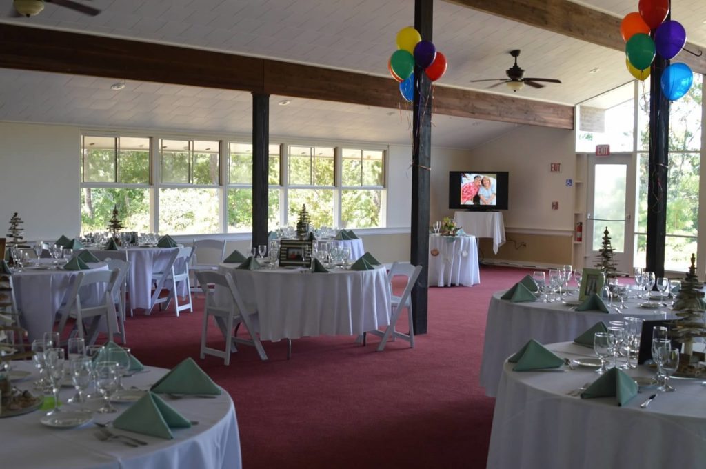 Function Room Back