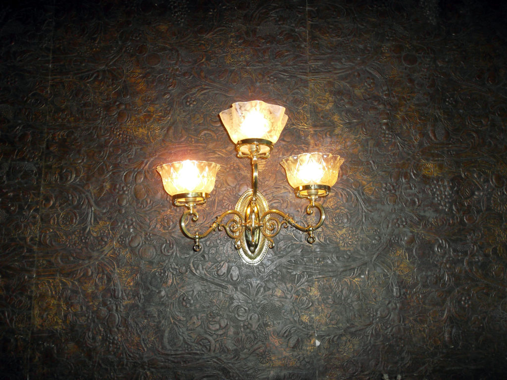 Library Sconce Photo